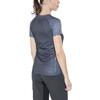 IXS Progressive 7.1 Trail - Maillot manches courtes Femme - gris/noir